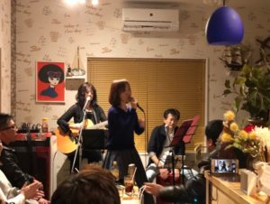 OPEN記念ライブ