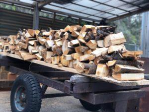 薪割りday